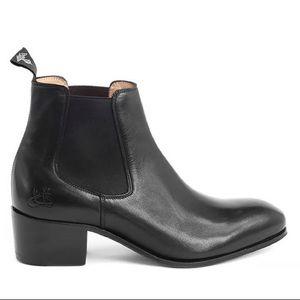 John Fluevog Cairo 2.0 leather chelsea boots